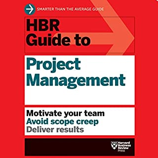 HBR Guide to Project Management cover art