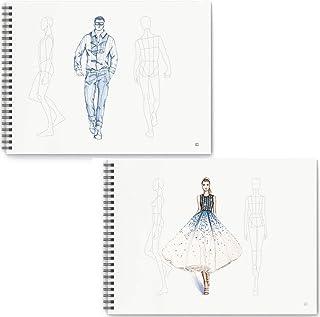 Amazon Com Fashion Sketch