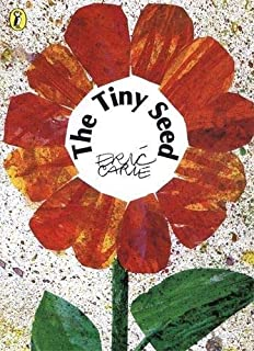 The Tiny Seed by Eric Carle - Paperback