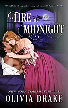 Fire at Midnight (Fire Duology Book 2) by [Olivia Drake]