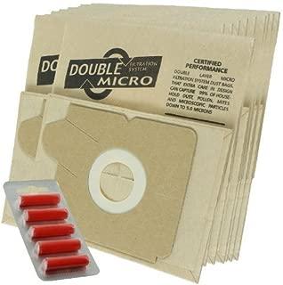 Tipo G Sacchetti Per Aspirapolvere Hoover PER BOSCH ad alta filtrazione con Deodoranti
