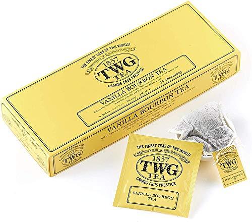 TWG Tea Vanilla Bourbon Teebeutel, 37.5 g
