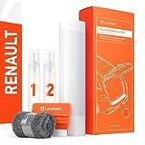 Luxshield Ladekantenschutz Folie Komplettset - ZOE BFM I 2012-2021 - Stoßstangenschutz, Kratzschutz, Lackschutzfolie - Transparent glänzend Selbstklebend