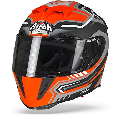 Airoh GP500 RIVAL ORANGE MATT M
