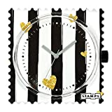 Boitier Montre Stamps Golden Love 105121