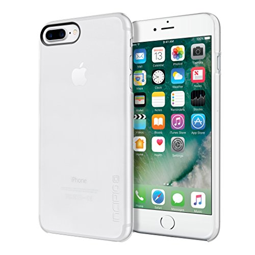 iPhone 7 Plus Case, Incipio Feather Pure Case [Ultra-Thin][Lightweight] Cover fits Apple iPhone 7 Plus - Clear