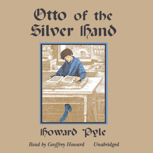 Otto of the Silver Hand audiobook cover art