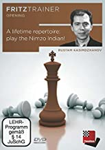 A lifetime repertoire: play the Nimzo Indian!: Fritztrainer: interaktives Video-Schachtraining