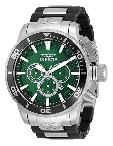Invicta Corduba 33692 verde Orologio Uomo Quarzo - 52mm