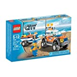 LEGO City Off Road Vehicle and Jet Scooter [並行輸入品]
