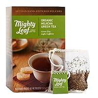 Mighty Leaf(マイティーリーフ) オーガニック ほうじ茶 15袋 【正規輸入品】