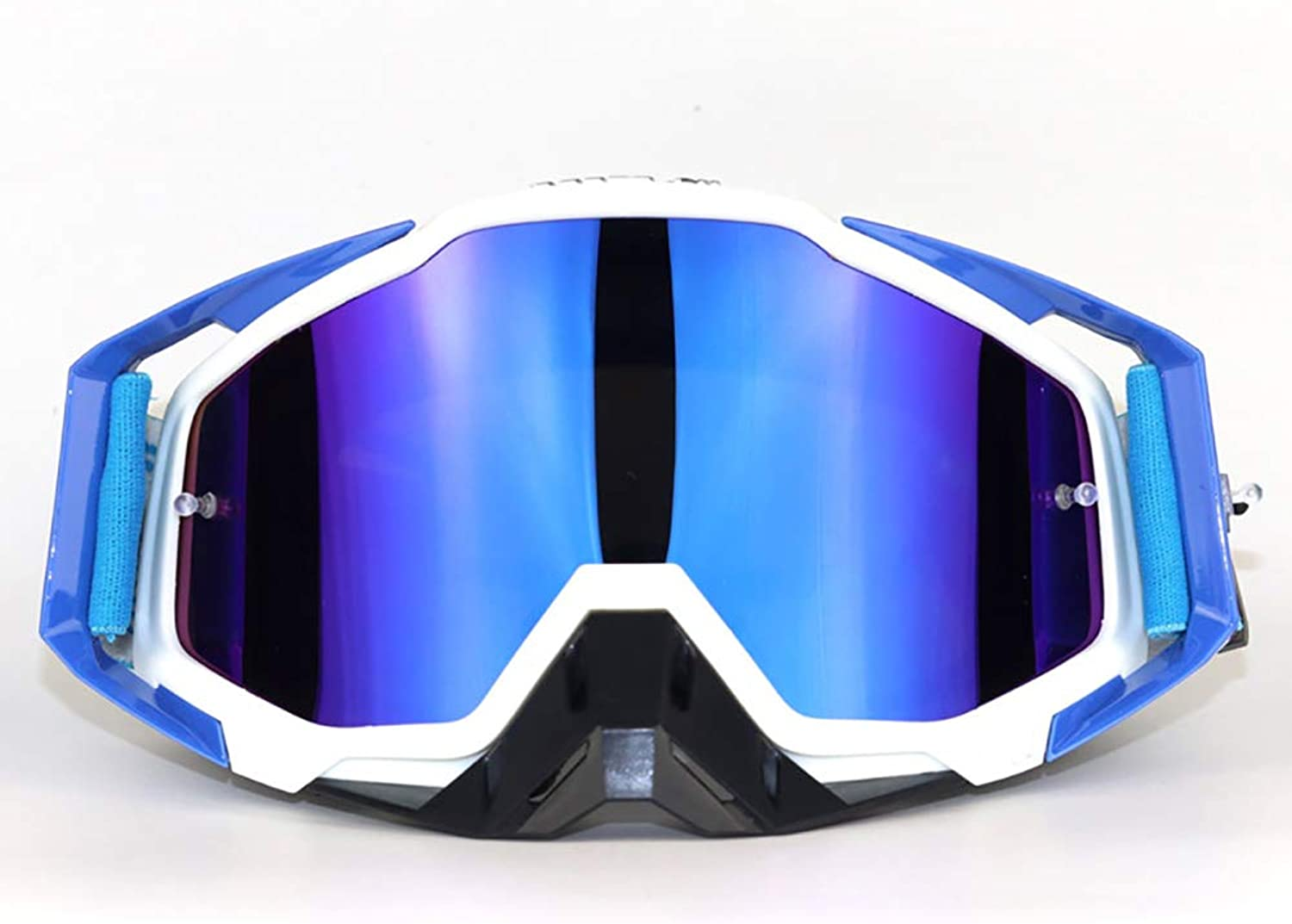 Goggles, Outdoor Off-Road Riding Windproof Goggles-PC Lens-Multilayer Film,4