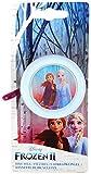 Frozen 2 Oficial - Timbre de bicicleta infantil Anna & Elsa