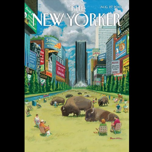 The New Yorker, August 27th 2012 (Jane Meyer, Jon Lee Anderson, James Surowiecki) audiobook cover art
