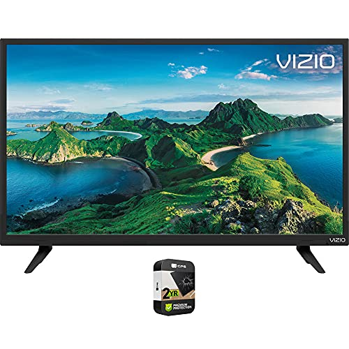 Vizio D32H-G9 D-Series 32 inch Smart TV with Premium 2 Year Extended Protection Plan