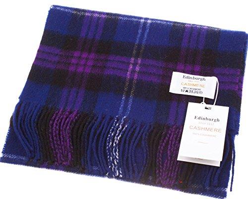 I Luv Ltd Unisex Cashmere Scarf In Heritage of Scotland Tartan Design 26.5 cm Wide