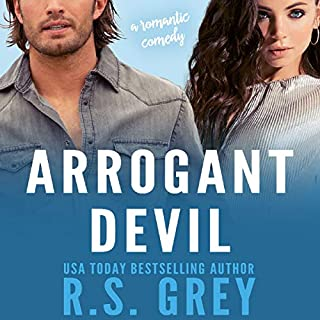 Arrogant Devil audiobook cover art