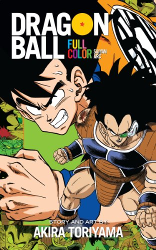 Dragon Ball Full Color Saiyan Arc, Vol. 1