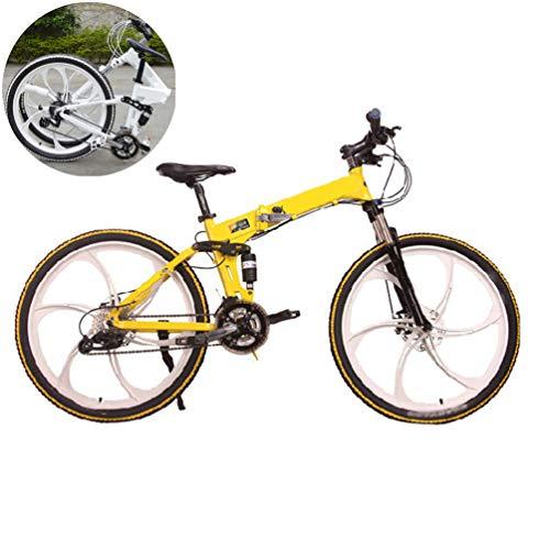 NXX 20 Pollici Mountain Bike Specialized Mountain Bike Cambio Sospensione Anteriore,Unisex,per Bambini Bicicletta Mountain Bike,Freni a Disco Idraulici,Shimano Unisex,Bianca