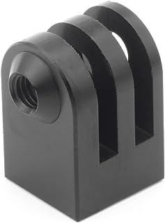 Argento 10pezzi Adattatori a Vite per Treppiedi e Monopiedi Monopiede Supporto Luce Adattatore 1//4 a 3//8 e 1//4 a 1//4 Standard Viti in Metallo per Treppiede
