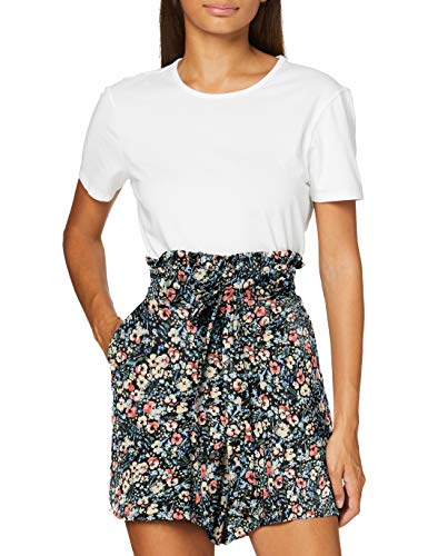 Vero Moda Vmsimply Easy Long Shorts Wvn Ga Pantalones Cortos para Mujer
