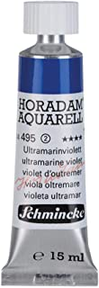 Schmincke Horadam Watercolor 15 ml Tube - Ultramarine Violet