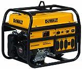 DeWalt PD532MHI005, 5300 Running Watts/6000 Starting Watts, Gas Powered Portable...