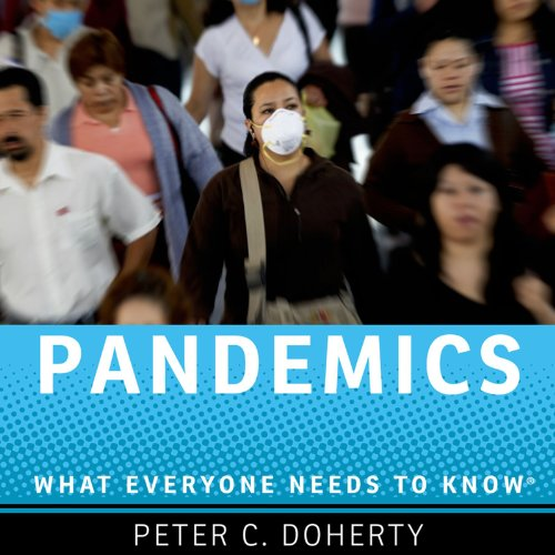 Pandemics audiobook cover art
