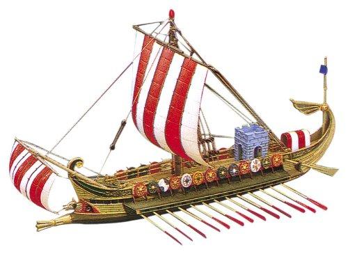 Academy 1401 Modellino Nave da guerra romana Scala 1:72