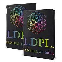 コールドプレイ Coldplay A Head Full Of Dreams2 Ipad 10.2 第7世代 Airpod適用 ケース 極薄 超軽量 傷つけ防止 耐久性 三つ折りスタンド フォリオケース