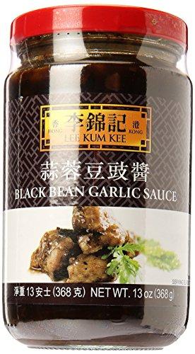 LKK Schwarze Bohnen Knoblauchsosse, 368 g