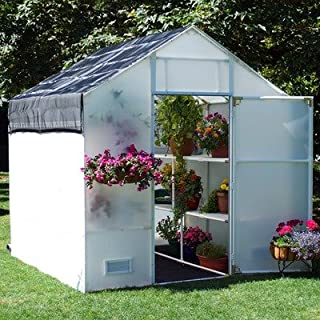 Garden Master 12' Greenhouse Kit Panel Thickness: 5.0 mm