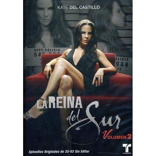 Reina Del Sur 2 (6 Dvd) [Edizione: Stati Uniti]