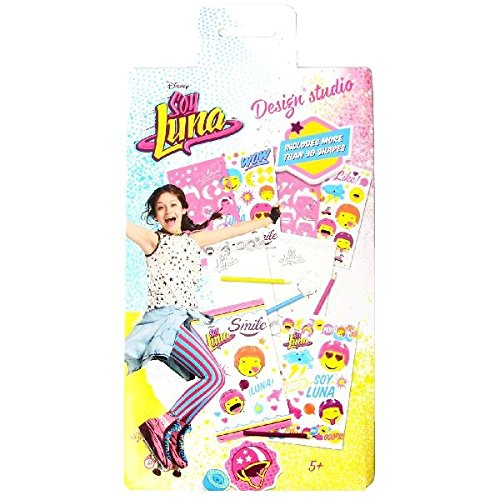 Disney Soy Luna SL16301 Design Studio Multicolore