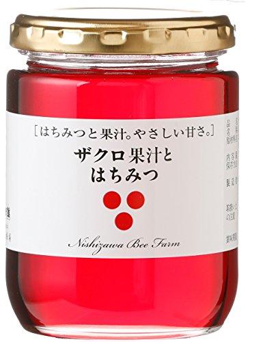 西澤養蜂場 ザクロ果汁とはちみつ 300g
