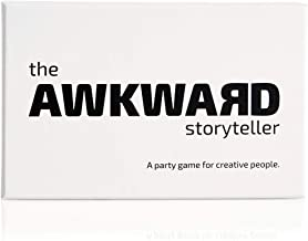 The Storyteller Awkward، Game Party که همه را در سرگرم کننده ، خنده و داستان پردازی خلاق درگیر می کند ، برای 4-11 بازیکن ، سنین 16+