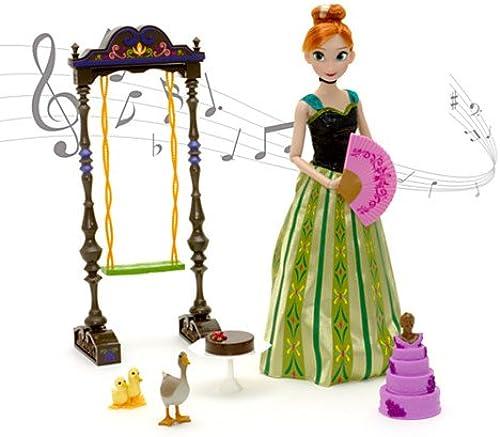 Die Eisk gin - v ig unverfüren - Anna singende Puppe