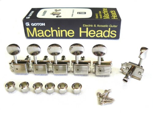 Gotoh SD 91 Mechaniken/Tuner Vintage oval 6links