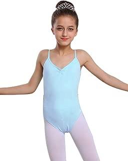 iMixCity Maillots de Danza Ballet Gimnasia Leotardo Clásico