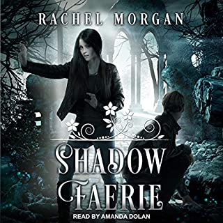 Shadow Faerie     Creepy Hollow Series, Book 8              Written by:                                                                                                                                 Rachel Morgan                               Narrated by:                                                                                                                                 Amanda Dolan                      Length: 12 hrs and 28 mins     1 rating     Overall 5.0