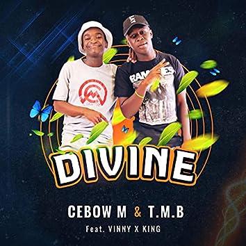 Divine (feat. Vinny X KinG)