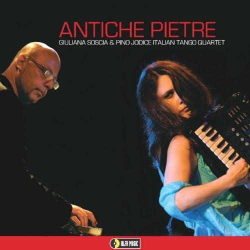 Giuliana Soscia & Pino Jodice Italian Tango Quartet