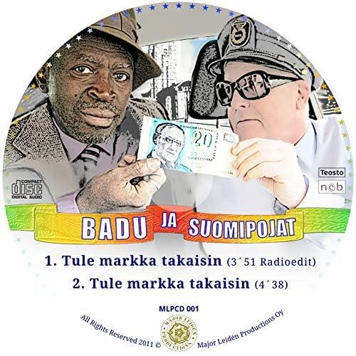 Badu ja Suomipojat