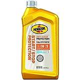 Pennzoil 550053452 Start/Stop Protection Full Synthetic 0W-20 Motor Oil, 1 Quart, 6 Pack