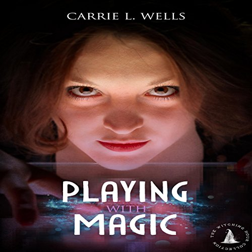 Playing with Magic audiobook cover art