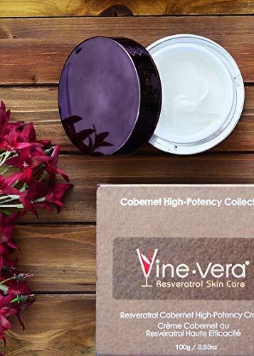 Vine Vera Skin Care UK Cabernet High-Potenz-Creme 100ml