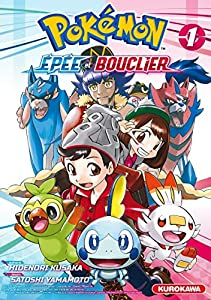 Pokémon Épée et Bouclier Edition simple Tome 1