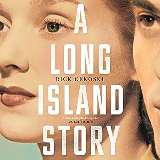 A Long Island Story audiobook cover art
