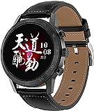 wyingj Reloj inteligente para hombre y mujer con pantalla táctil...