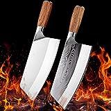Coltello da cucina Set di carne affettare coltello da cucina coltello da cucina 4cr13 cuoco unico in acciaio inox cuoco alette laser laser damasco vena coltello da cucina Coltello multifunzione